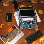 Dell Mini 9: sostituzione display lcd guasto
