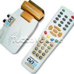 Decoder digitale terrestre Mini Scart Diunamai, con 24 euro trasforma la TV in un centro multimediale.