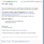 Google Wave: finalmente è arrivato