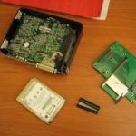 Sostituzione Hard Disk guasto su Debian Squeeze e ripristino sistema (e tre!!!)