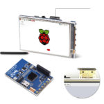 Configurare un monitor lcd touch-screen su un raspberry rpi3