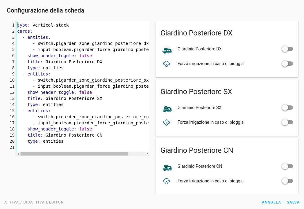 piGarden: integrazione con Home Assistant – lejubila's blog